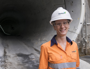 Protecting the health of tunnel construction workers